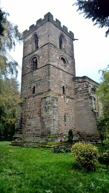 Holy Trinity Church, Lambley