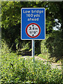 TG0723 : Roadsign on Old Lane by Adrian Cable
