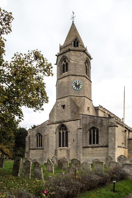 St Botolph, Helpston
