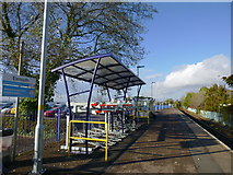 SY0081 : Exmouth station platform by Shazz