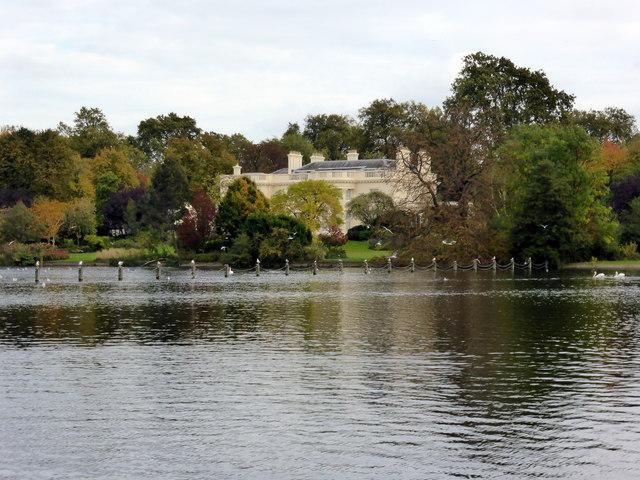 The Holme, The Regent's Park