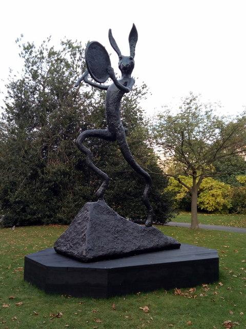 Frieze Sculpture Park 2016, The Regent's Park