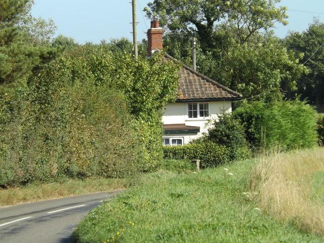 Houses at Pettywell Corner