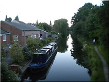 SO8999 : Staffordshire & Worcestershire Canal east of Tettenhall by Richard Vince