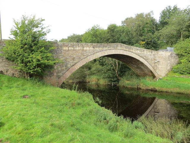 Douglasmouth Bridge