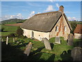SY2599 : Loughwood Meeting House, near Axminster by David Hawgood