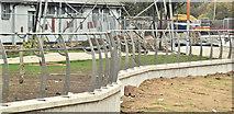 J3674 : Connswater works, Belfast - October 2016(9) by Albert Bridge