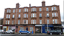 NS2982 : Tenement on West Princes Street by Thomas Nugent