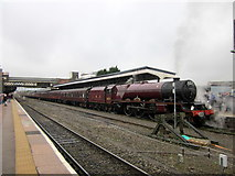 SO8555 : Worcester Shrub Hill Station by Roy Hughes