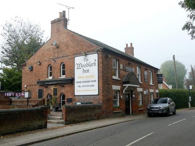 The Woodlark Inn
