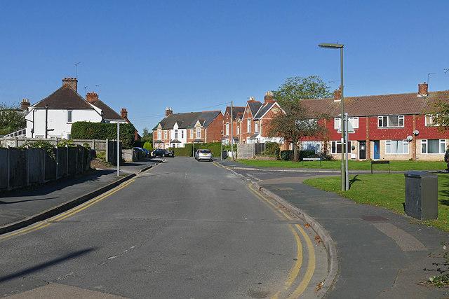 Highclere Road, Knaphill