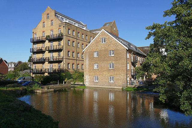 Coxes Mill, Weybridge