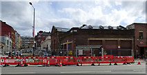 NS5667 : Vinicombe Street electricity sub station by Thomas Nugent
