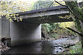 SO2100 : Bridge over River Ebbw, Glandwr by M J Roscoe