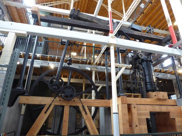 Beam engine, Verdant Works