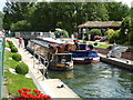 SU8586 : Marlow Lock, River Thames by Chris Allen