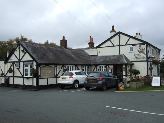 The Fox & Hounds, Sproston Green