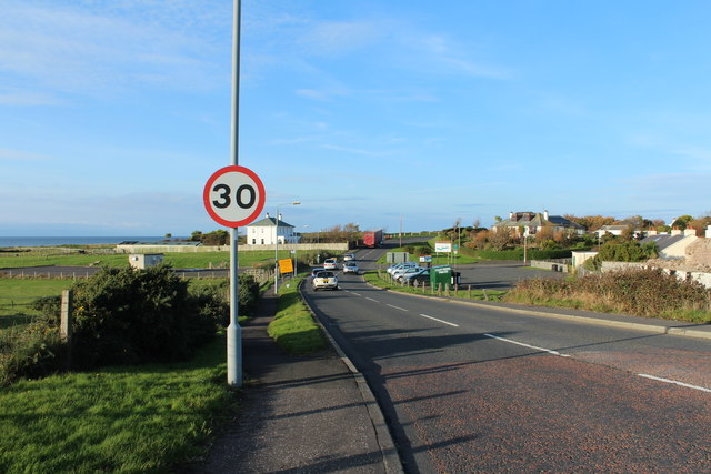 Maidens Road, Turnberry