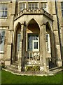 ST7893 : Gothick porch, Newark Park by Philip Halling