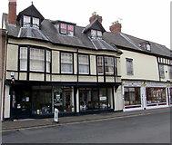 SO5139 : Bones Barbers, Hereford by Jaggery