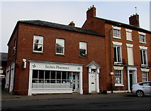 SO5139 : Taylors Pharmacy Hereford by Jaggery