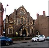 SO5139 : St John's Methodist Church, St Owen Street, Hereford by Jaggery