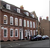 SO5139 : BBR Optometry, Hereford  by Jaggery