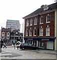 SO9198 : Nationwide branch in Wolverhampton by Jaggery