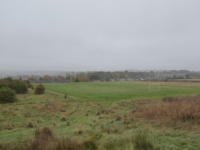 Kidsgrove: rugby pitch