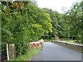SD6289 : Middleton Bridge, over the River Rawthey by David Smith