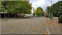 SS9512 : Tiverton : Phoenix Lane by Lewis Clarke