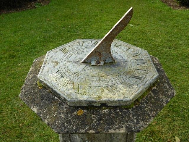 Sundial, Newark Park