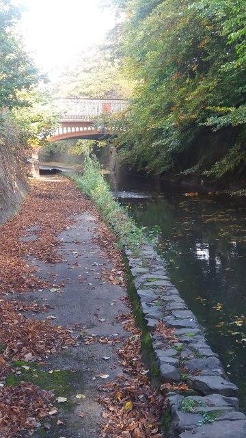 Padlocked River Path