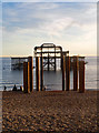 TQ3003 : West Pier, Brighton by Julian Osley