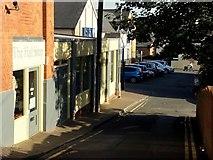 SO6024 : Hill Street, Ross-on-Wye by Jonathan Billinger