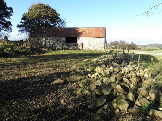Farm building, Lisnafin