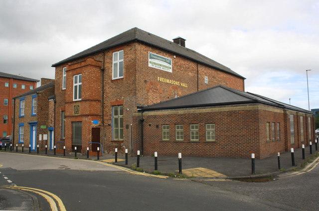 Freemasons Hall, Upper Archer Street