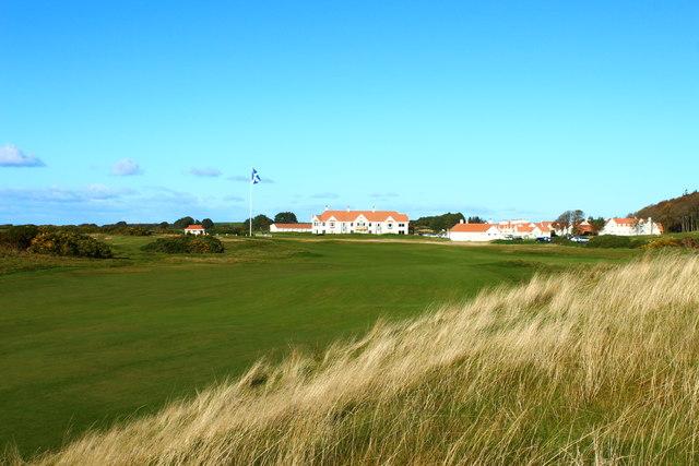 Trump Turnberry Golf Course