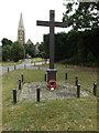 TL9419 : Birch War Memorial by Adrian Cable