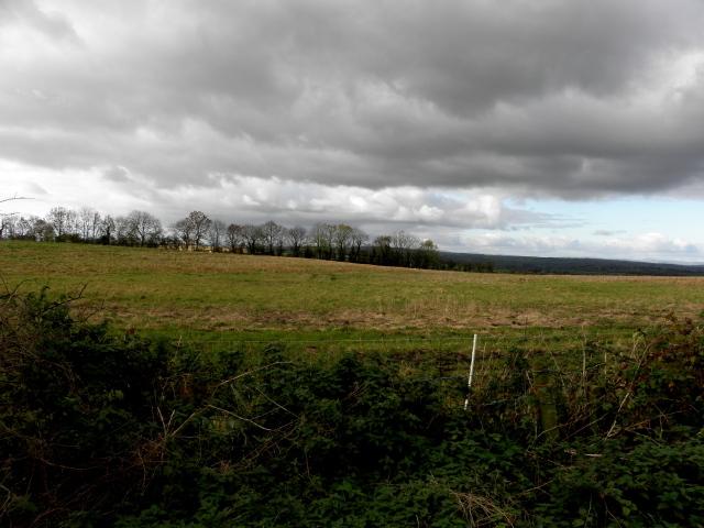 Dark clouds, Ballymullarty