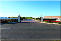 NS2006 : Entrance for Trump Turnberry Clubhouse by Billy McCrorie