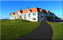 NS2005 : Trump Turnberry Clubhouse by Billy McCrorie