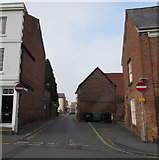 SO5139 : No Entry signs, East Street, Hereford by Jaggery
