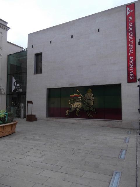 Black Cultural Archives, Windrush Square SW9