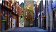 SE3033 : King Charles Street, Leeds by Mark Stevenson