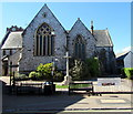 SX9688 : East side of St Margaret's Church, Topsham by Jaggery