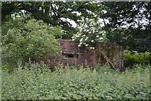 TQ5244 : Pillbox, Penshurst Park by N Chadwick