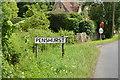 TQ5244 : Entering Penshurst by N Chadwick