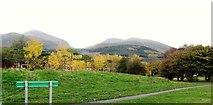 J3731 : Autumn colour in Islands Park by Eric Jones