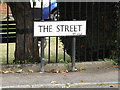 TL8918 : The Street sign by Adrian Cable